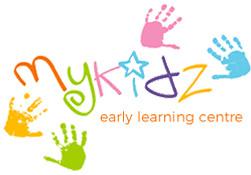 Mykidz early learning centre Logo